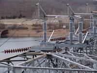 Bagnell Dam's 138-kV Take-off Switching Detail