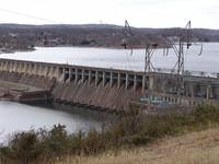 Bagnell Dam & Lake of the Ozarks on Osage River