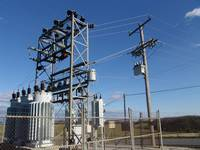 Ameren Substation With Recloser