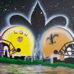 """""""Louisiana Football"""" by HershelKysar"""
