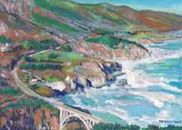 Bixby canyon Bridge, Big Sur California Highway 1