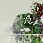"""Ray Charles"" by NAXART"