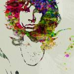"""Jim Morrison"" by NAXART"