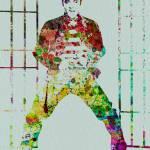 """""""Elvis Presley"""" by NAXART"""