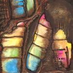 """Otherworld 10 Ancient Reggae Aliens"" by Tiffany-Jean"
