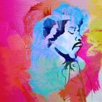 """Jimi Hendrix"" by NAXART"