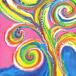"""Candy Tree"" by Tiffany-Jean"