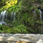 """""""Moss Brea Falls"""" by VHarris"""