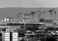 East Belfast Skyline