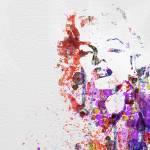 """Marilyn Monroe"" by NAXART"