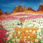 """""""Flowers and Fields Alive with Thy Joy"""" by ArtSamadhi"""