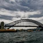 """Sydney Harbour Bridge"" by ChristopherByrd"