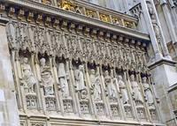 London Westminster Abbey Detail