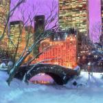 """Central Park"" by TranscendingArt"