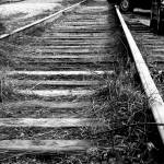 """on the tracks..."" by rathompson"