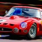 """Ferrari 1"" by ArtbySachse"
