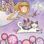 """""""Garden Fairy Anika"""" by SusanFaye"""