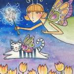 """""""Garden Fairy Breena"""" by SusanFaye"""