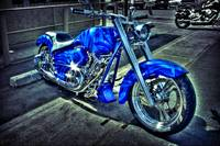 Blue Chopper