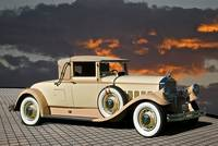 1929 Pierce-Arrow Convertible
