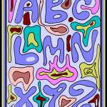 """ABCs"" by missnancysart4u"