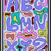 ABCs Art Prints & Posters by Nancy Terrell