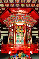 Inside Shrine
