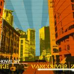 """Burke. Howe St. Cordova St. Vancouver. 2007."" by ericburkevancouver"