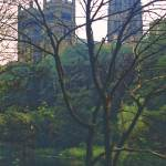 """Durham Cathedral, Summer Evening"" by PriscillaTurner"