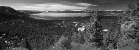 Lake Tahoe (wide overview)