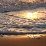 """""""Sunrise Shoreline"""" by HBphotos"""