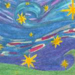 """stars"" by adlanaa"