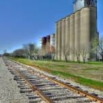 """The Mill Silos at Grapevine TX"" by jkphotos"