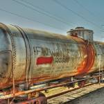 """Grapevine, TX Old Rail Stock"" by jkphotos"