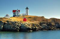 Nubble Light York Maine