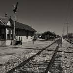 """Grapevine Depot TX"" by jkphotos"
