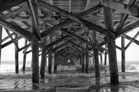 Springmaid Pier in Myrtle Beach South Carolina