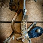 """Spurs on wall"" by Inge-Johnsson"