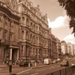 """Historic Streets of London"" by vldavis"