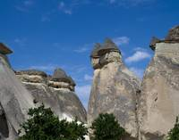 Fairy Chimneys, Cappadocia - Turkey