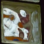 """Penske Truck Glass Block No. 4"" by TaraRayeRusso"