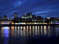 London Lights landscapes by Terence Davis