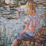 """""""Duck Pond"""" by GarrettAnthony"""