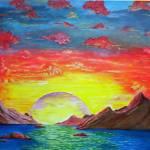 """""""Sunset"""" by KVNDEN"""