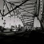 """KC Black and White Bridge"" by ideaproductions"