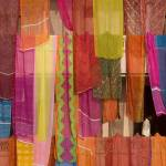 """Courtyard Saris, India"" by JonathanKingston"