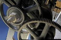 Industrial Cogs and Gears 01
