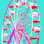 """Pop Art Wheel"" by AnimalsbyDiDi"
