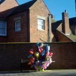 """Balloon Man"" by fletcheraimee"