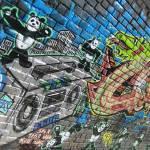 """Graffiti on Wall"" by fletcheraimee"